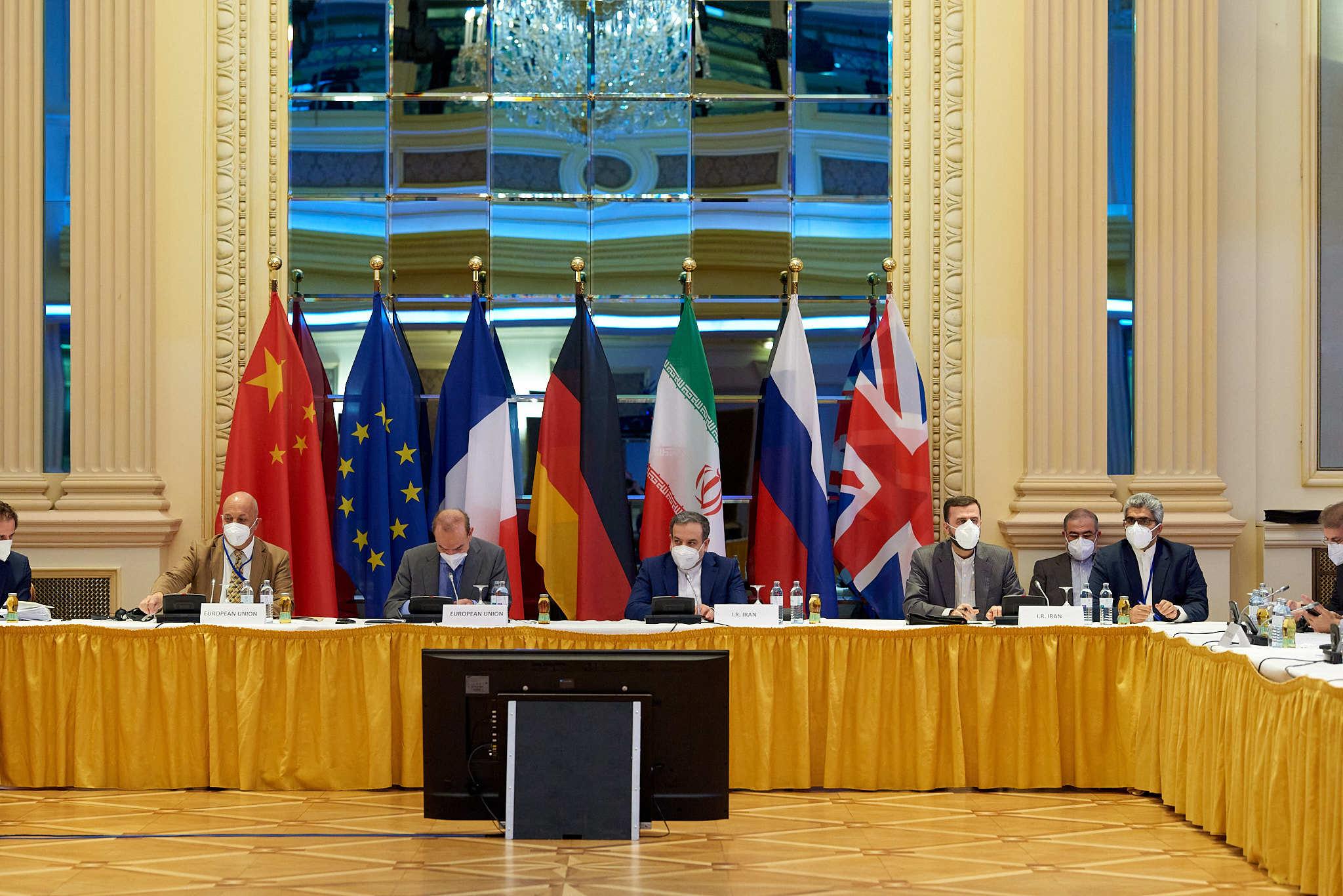 伊核全面协议联委会新一轮恢复履约谈判政治总司长级会议在维也纳举行