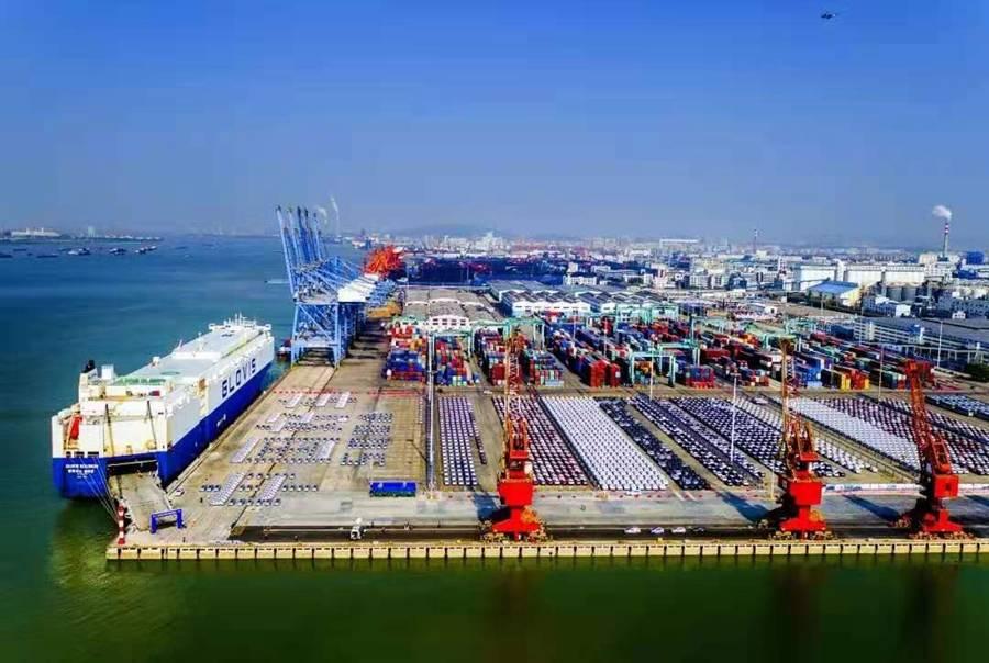 广州港全闭环管理 暂未发现境外输入病例