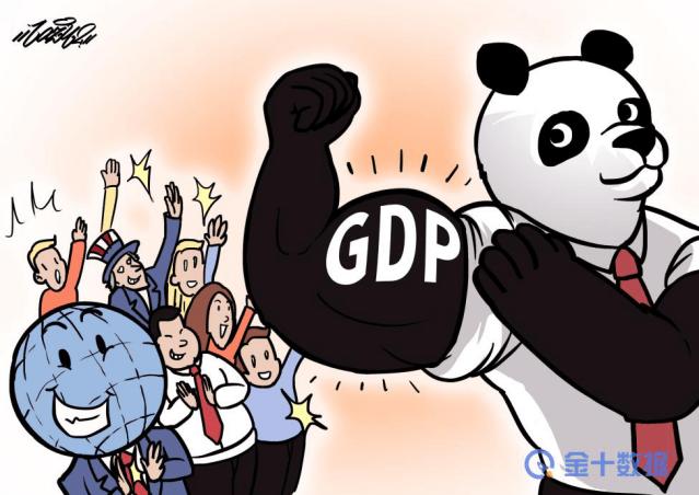 中国人均gdp突破1万美元是什么意思_中国人均国民收入和人均GDP双双突破1万美元!如今冲刺高等收入国家