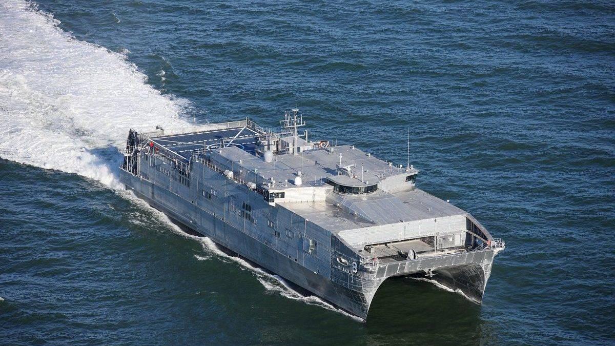 美军一运输舰进入黑海水域 俄罗斯国防部:黑海