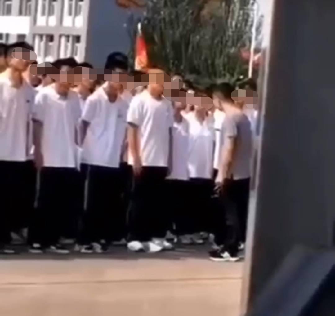 山西云北高中教师打女学生事件始末 男教师当众扇女学生被解聘
