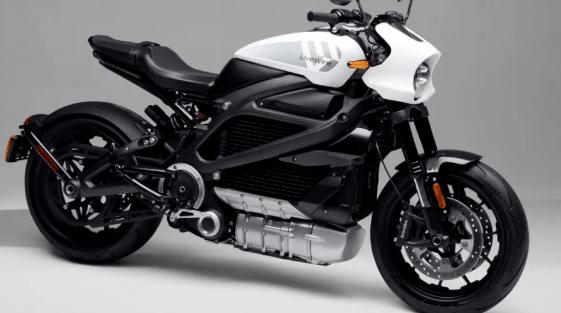 降价7800美元的哈雷电动摩托...