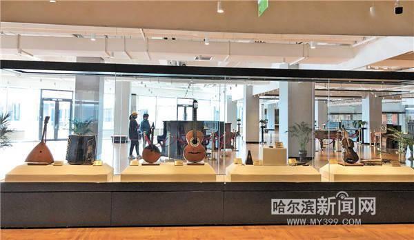 哈尔滨音乐博物馆再现百年传奇