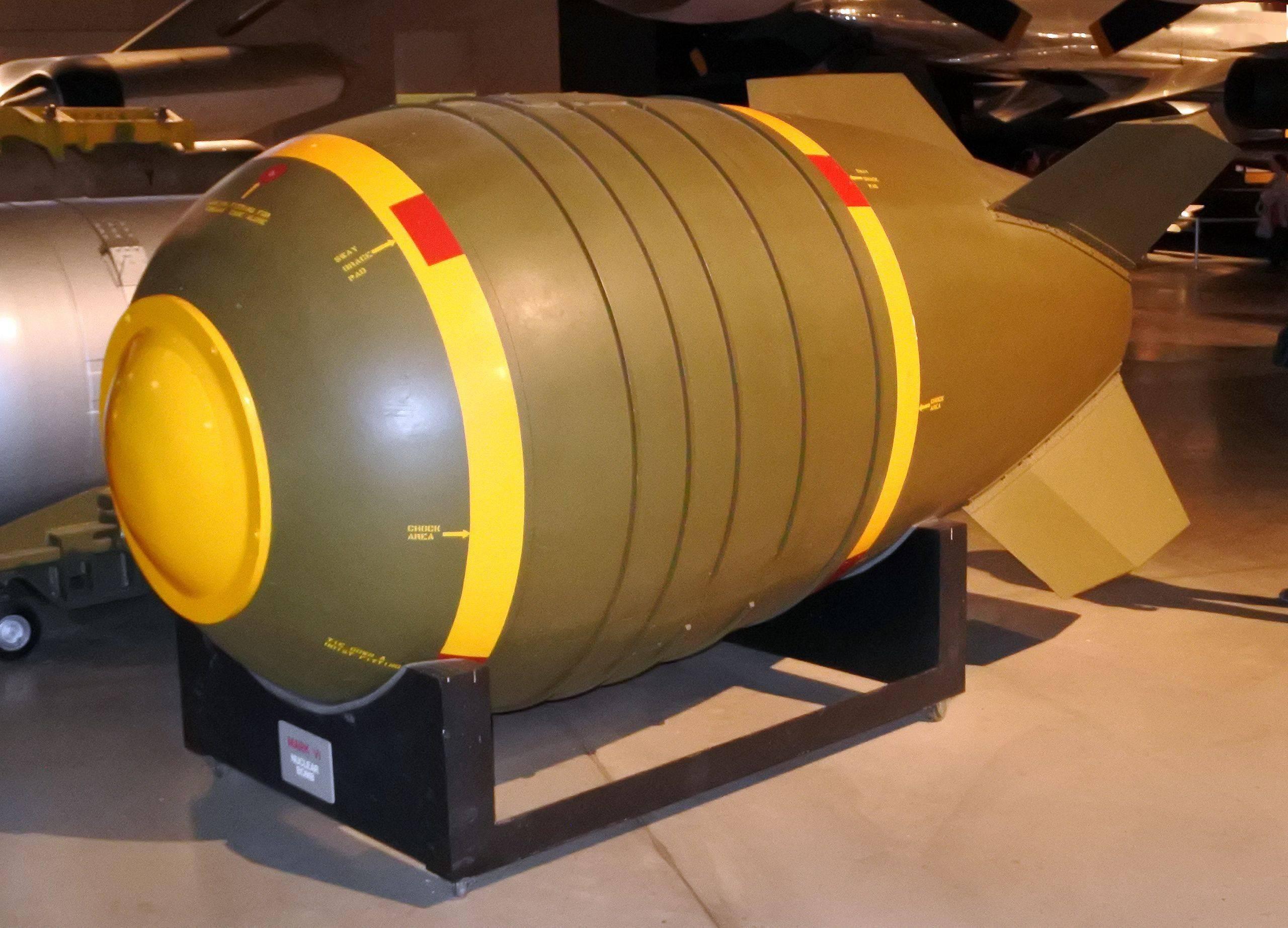 Mark-6 (MK6) nuclear bomb
