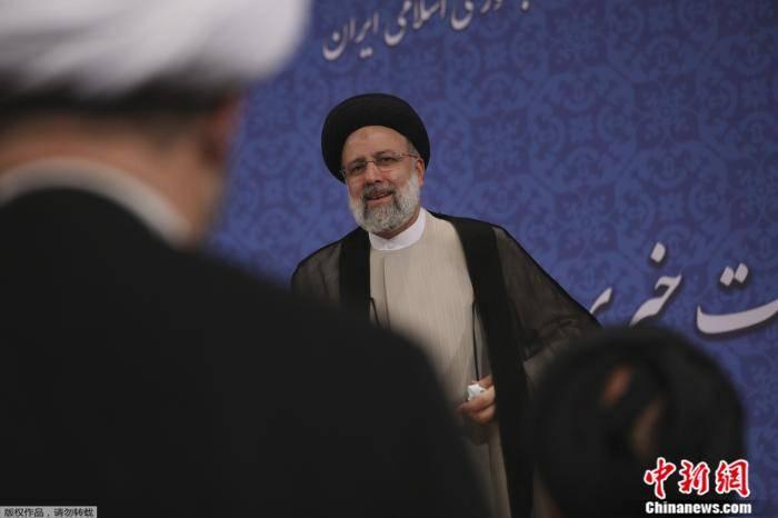 第一位遭美国制裁的伊朗总统上台,他将如何破局?