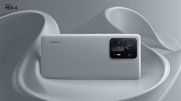 小米MIX 4手机发布:100%全面屏旗舰梦想成真  4999元起的照片 - 14