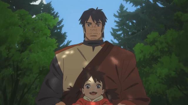 动画电影「鹿王:尤娜与约定之旅」主题曲PV公开插图(3)