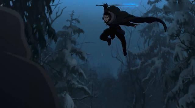 动画「巫师:狼之噩梦」中文版新预告公开插图(3)