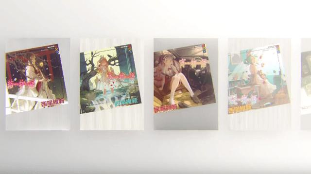 轻小说「死物语」公开最新宣传PV「120s了解物语系列」插图