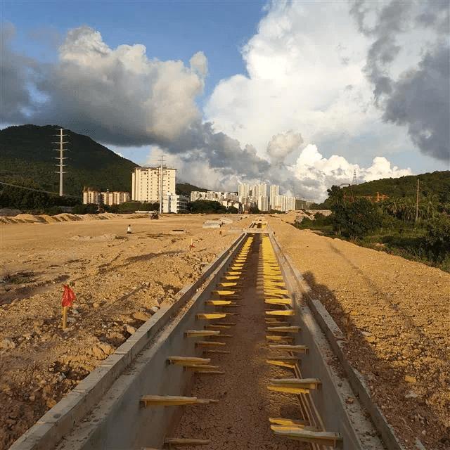 三亚亚龙湾第二通道二期工程最新进展→