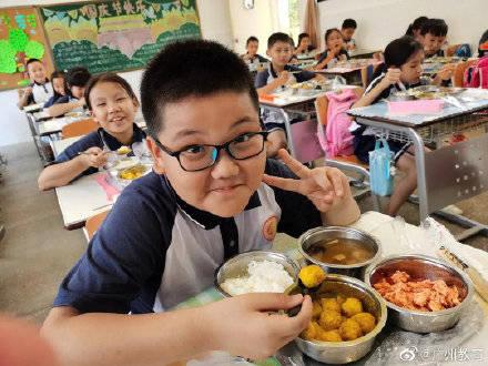 吃得好!睡得香!学得棒!广州校内课后服务伴学生成长 图1