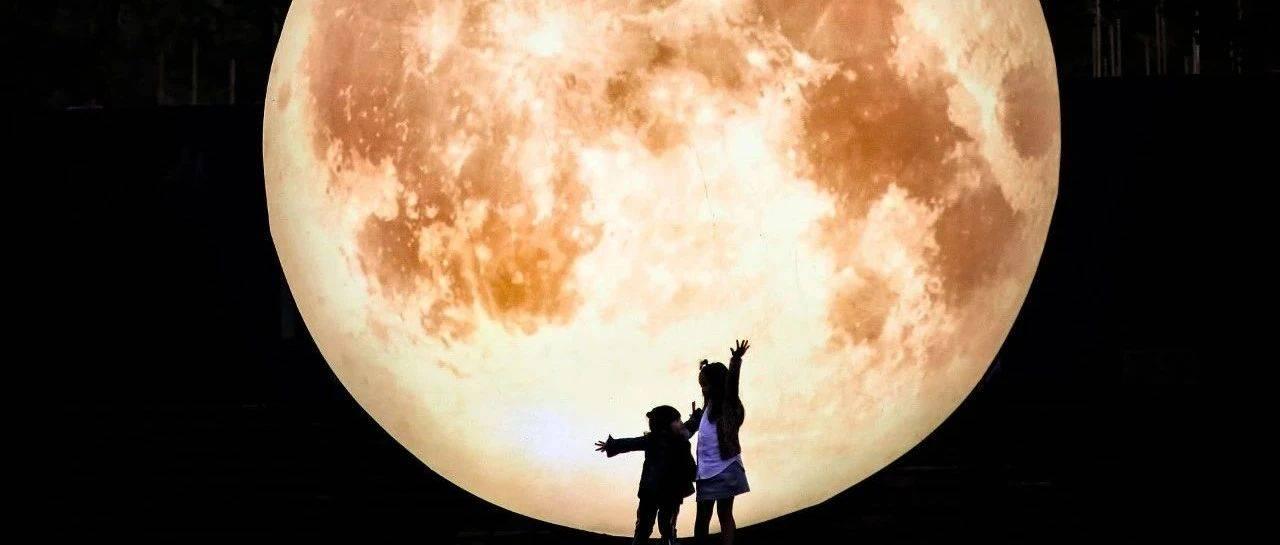 成都望月,从雪山到一江烟火