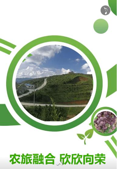 H5|农旅融合 欣欣向荣