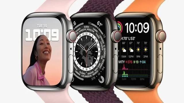 不升级理由+1 Apple Watch S7 CPU与上代相同