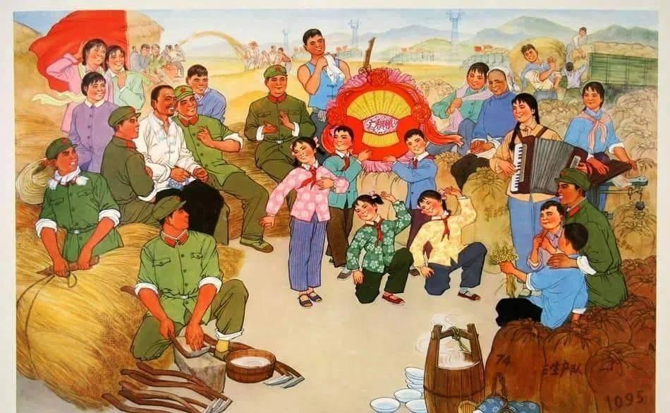 儿时的记忆、丰收的喜悦,全都在九峰山晒秋节!