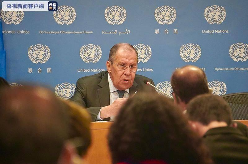 俄外长:大国之间需要更多互相尊重