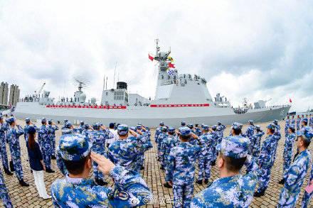 起航!海军第39批护航编队奔赴亚丁湾