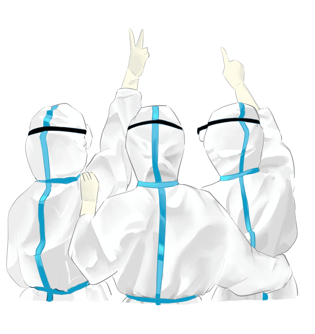抗疫日记丨参与同安区保洁消杀工作,筑牢疫情防线