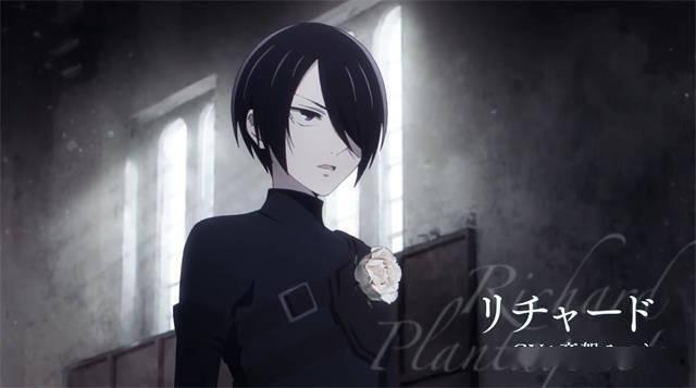 电视动画《玫瑰之王的葬礼 》发布先导PV 2022年1月开始两季连续播出