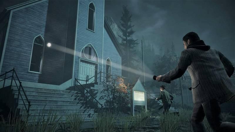 Remedy认为PlayStation玩家更喜欢《心灵杀手》