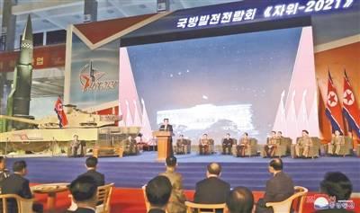 金正恩说美国不敌视 朝鲜的信号令人难以信服
