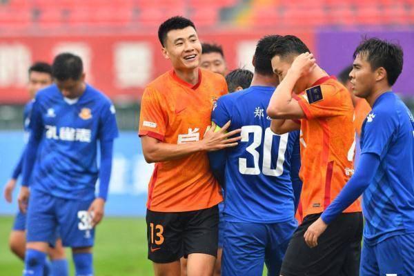 足协杯|武汉队胜丹东腾跃队