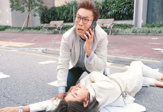 TVB穿越剧今晚播!男主女友被杀,穿越100天阻止悲剧、寻凶